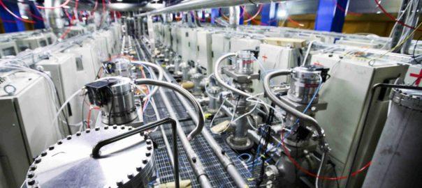 ICARUS neutrino experiment to move to Fermilab   CERN ICARUS neutrino experiment